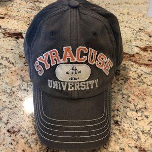 47 Syracuse University Sweat Wash Adjustable Hat
